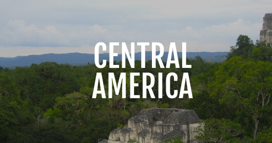 central america travel guides