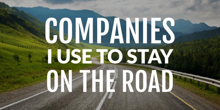 Nomadic Matt companies