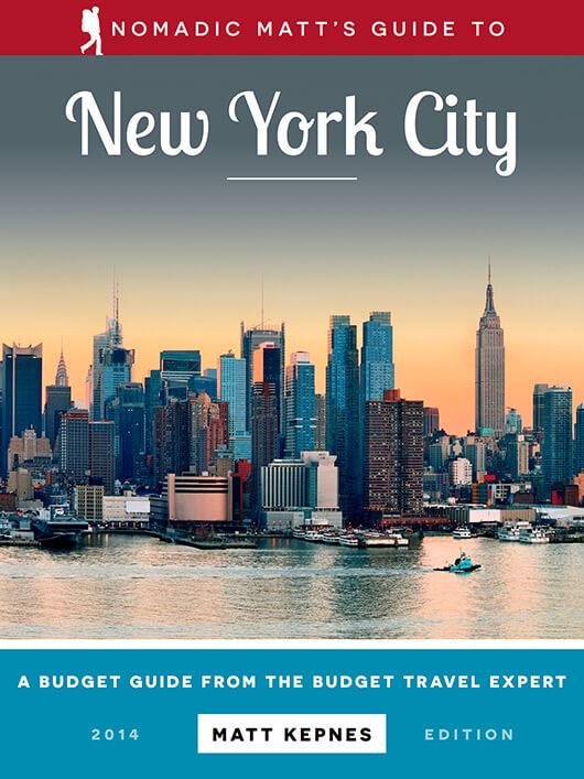 nomadic matt's guide to nyc