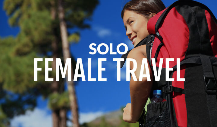 solo female travel advice