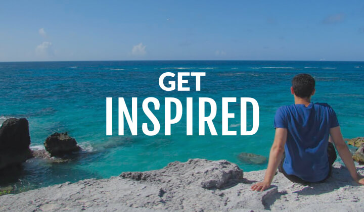 articles to get inspired to travel