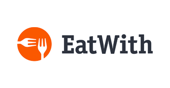 eat with logo