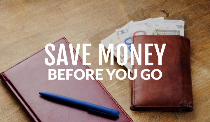 tips on how to save for travel