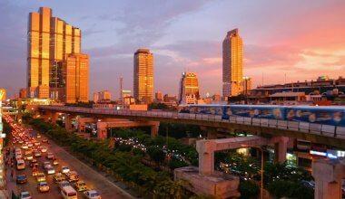 The Saturday City: Bangkok, Thailand