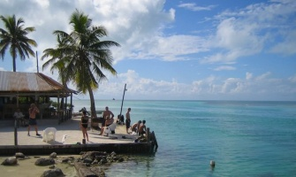 The Saturday City: Caye Caulker, Belize