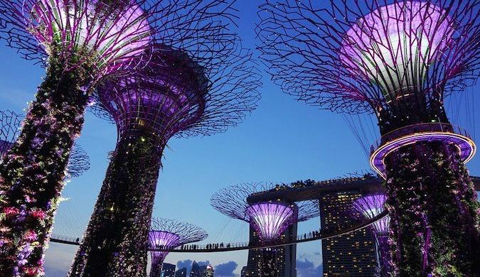 The Saturday City: Singapore