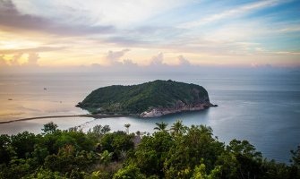 The Saturday City: Ko Phangan