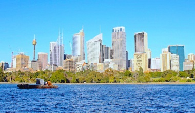 The Saturday City: Sydney