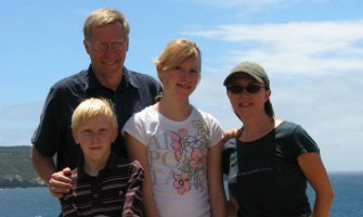 Interview with a Traveling Family