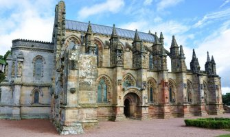 Unusual Place of the Month: Rosslyn Chapel