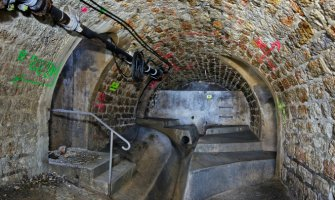 Unusual Place of the Month: The Paris Sewers