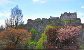 The Saturday City: Edinburgh