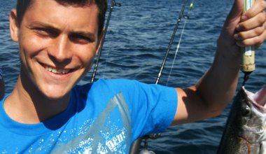 Learning to Fish in Taupo