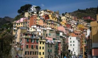 The Saturday City: The Cinque Terre