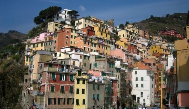 The Saturday City: The Cinque Terre