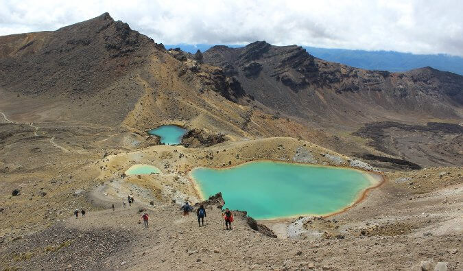 A Guide to Hiking the Tongariro Alpine Crossing