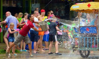 Songkran: Thai New Year