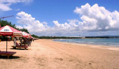 The Saturday City: Kuta
