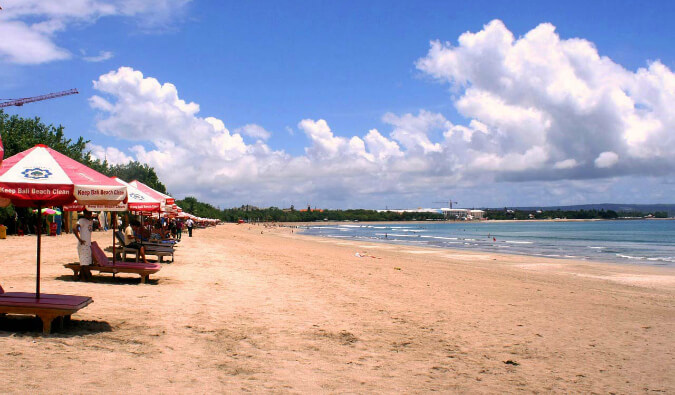 Kuta Beach: The Worst Place in Bali