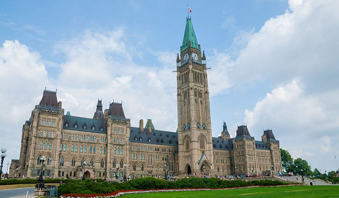 Ottawa: An Outstanding Visit to Canada's Capital