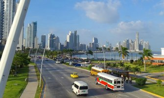 The Saturday City: Panama City
