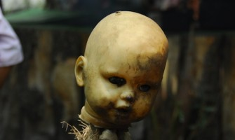 Unusual Place of the Month: The Island of Dolls