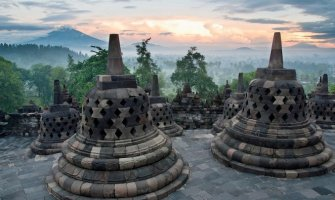 Unusual Place of the Month: Borobudur