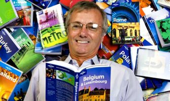 Interview with Lonely Planet's Founder