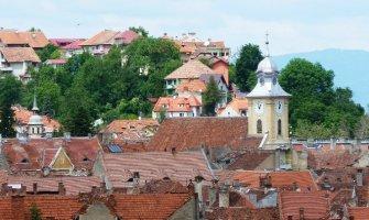 The Saturday City: Brasov