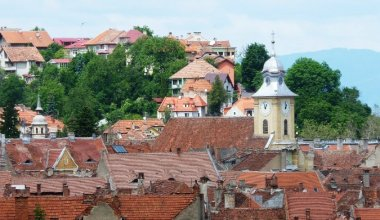 The Saturday City: Brasov
