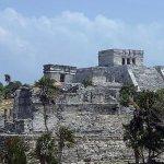 The Mayan Ruins of Tulum