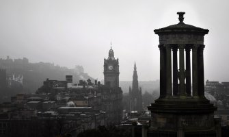 Unusual Place of the Month: Edinburgh Ghost Tours