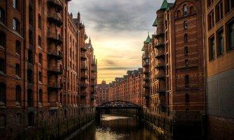 The Saturday City: Hamburg