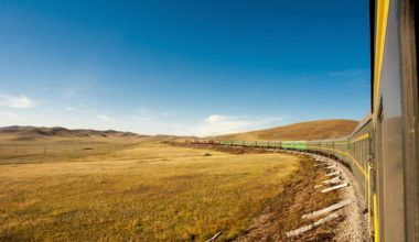 How to Travel the Trans-Siberian Railway