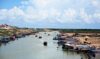 The Tragic Death of Phnom Penh's Lake Area