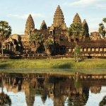 The Wonderful Ruins of Angkor Wat