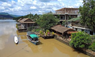 The Saturday City: Kampot