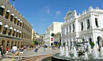 The Saturday City: Macau