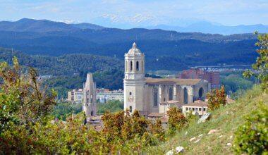 The Saturday City: Girona