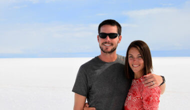 Two San Diegans Conquer Their Fears and Go Around the World