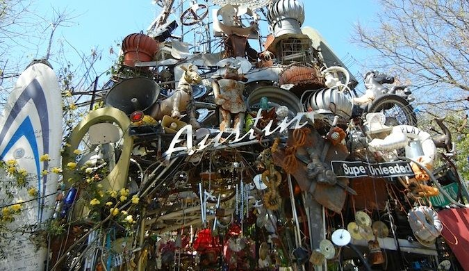 Unusual Place of the Month: The Cathedral of Junk