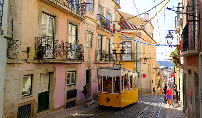 Lisbon: Even Better the Second Time