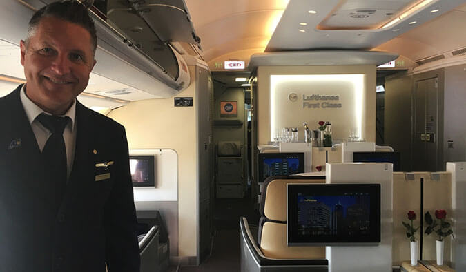How Pat Got a Free Business Class Ticket (and So Can You!)