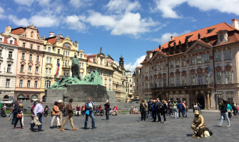 Prague: Back to Where It Began