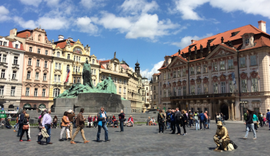 Prague: Back to Where It Began