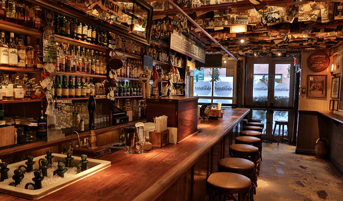 The Best Speakeasies In Nyc A Prohibition Bar Crawl