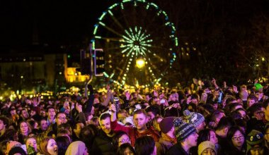Hogmanay: Edinburgh's Amazing New Year's Celebration