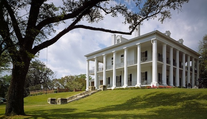 The Saturday City: Natchez, Mississippi