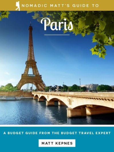 Download the Paris travel guide