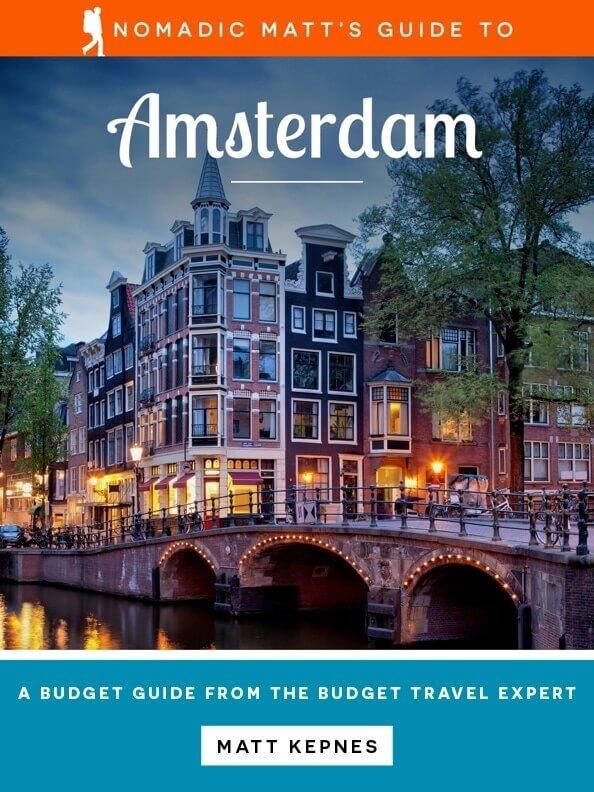 Cheap Insurance Companies >> Amsterdam Travel Guide: Expert Travel Advice From Nomadic Matt